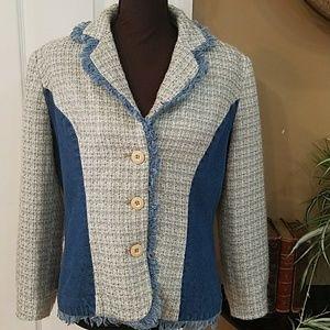 Metrostyle jacket
